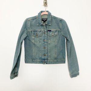 Vintage Ralph Lauren POLO Denim Jacket #4269